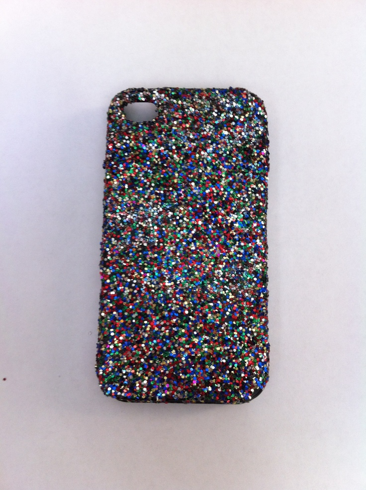 How To Make Your Own Diy Glitter Phone Case Mobile Cases Hq