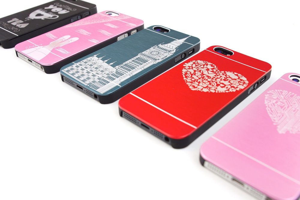 Designs Metal iPhone Cases