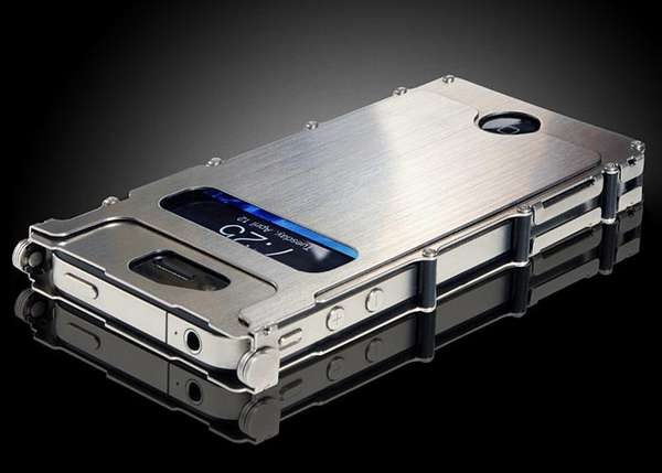 Clamshell cover