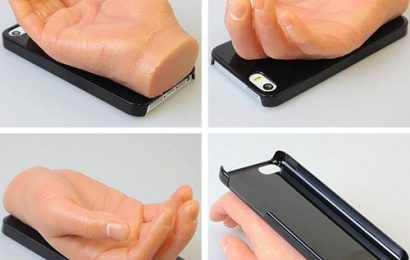 Ten Bizarre Mobile Phone Cases and Covers
