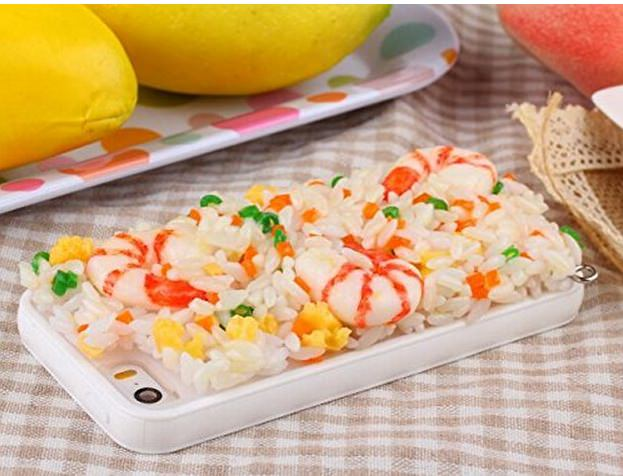 fried rice mobile case