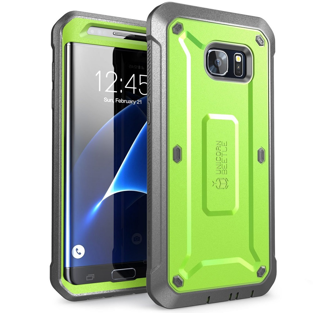 10 best rugged cases for samsung galaxy s7 edgeunicorn beetle pro series case despite being a rough and tough