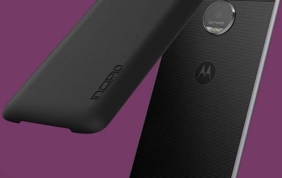 Top Five Cases and Covers for Moto Z