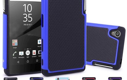 Top Five Cases and Covers for Sony Xperia Z5