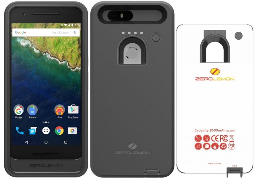 Top Five Cases and Covers for Huawei Nexus 6P