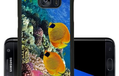 Top 20 Aquatic Life Themed Samsung Galaxy S7 Edge Cases and Covers