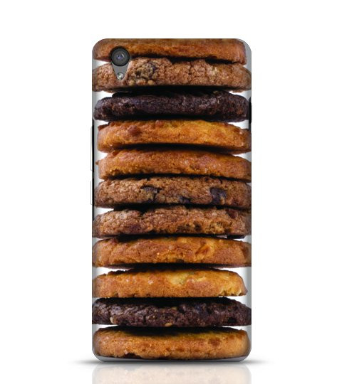 cookies mobile back cover