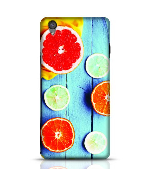 cut fruits phone case