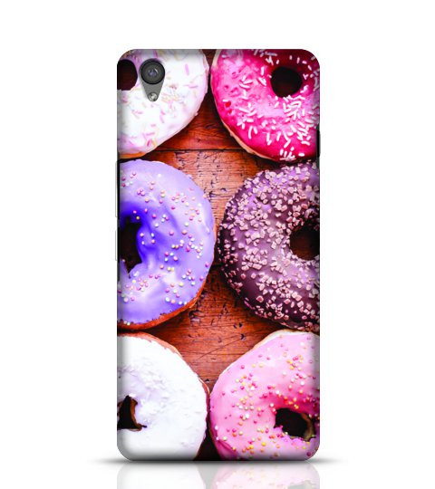 donuts mobile back cover