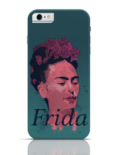 frida mobile back cover
