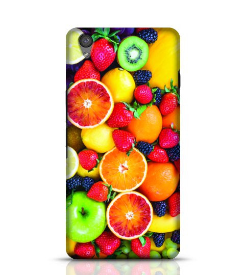 fruits mobile cover