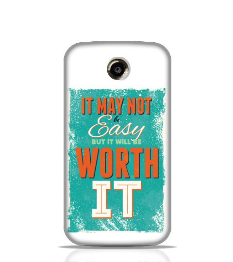 Inspirational mobile cover