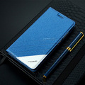 Flip Magnet Stand Leather Case
