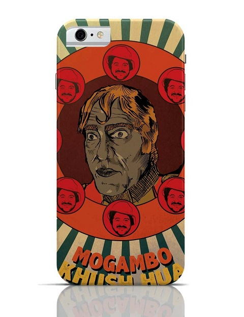 Mogambo Khush Hua mobile case