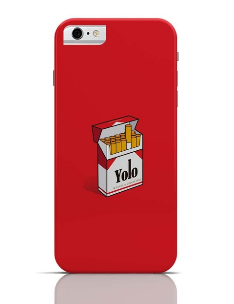 yolo minimal art mobile case