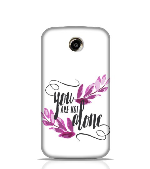 beautiful quote mobile case