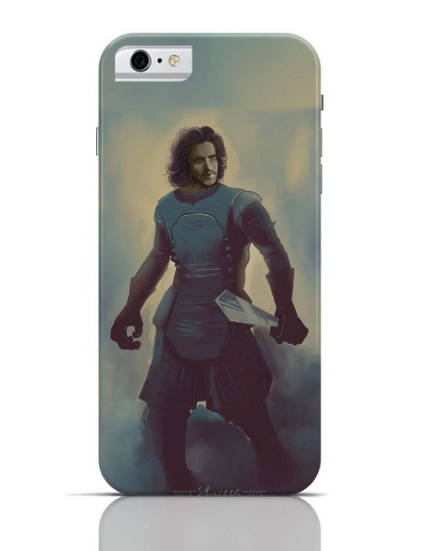 john snow mobile case