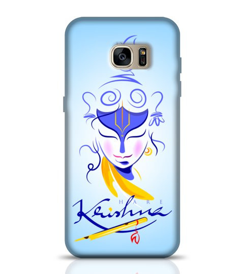 Lord Krishna mobile cover