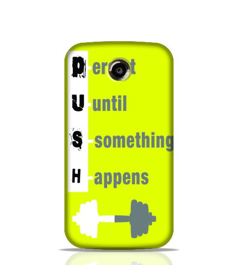 inspirational quotes mobile case