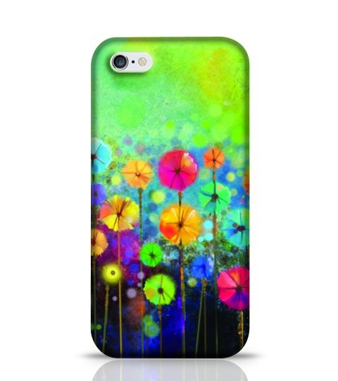 watercolor mobile case
