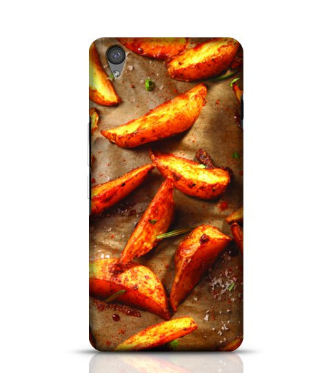 Potato Wedges mobile case