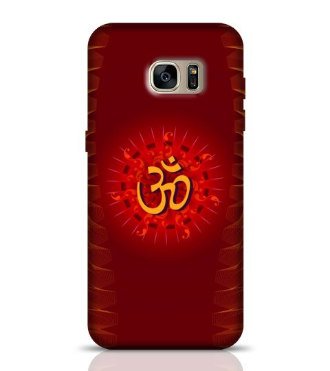 Om mobile back cover