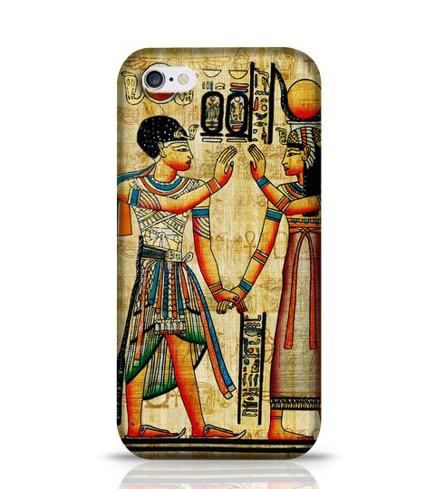 egyptian design phone case