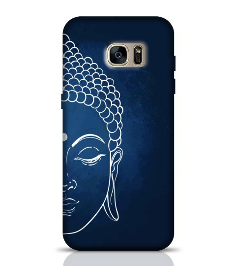 Head Of Buddha phone case