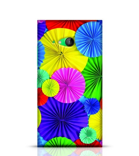 colourful mobile case