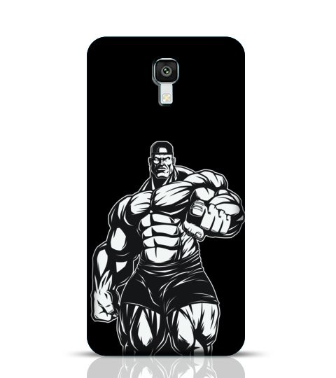 body buidler mobile back cover