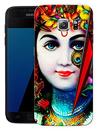 krishna mobile back cover