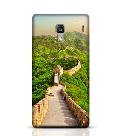 green wall china phone case