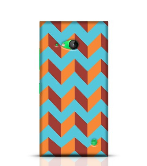 pattern mobile back cover