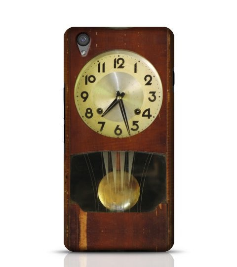 Vintage Wall Clock phone cover
