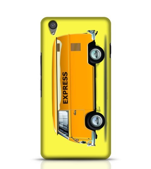 Vintage Delivery Truck phone case