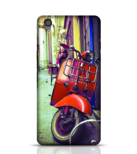 Vintage Italian Scooter phone case