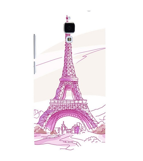 paris tower mobile phone cover