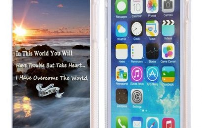 Top 20 Biblical-Themed iPhone 6/6S/6 Plus Cases and Covers