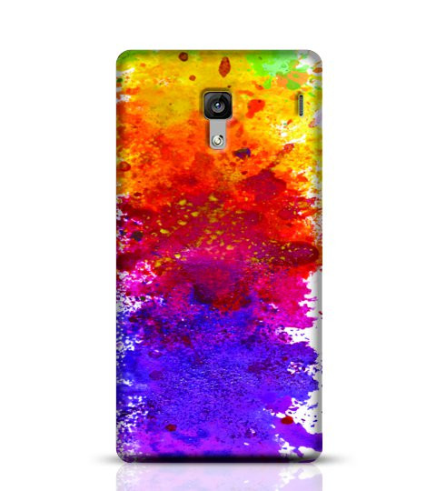 watercolour mobile case