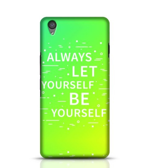 green quote phone case