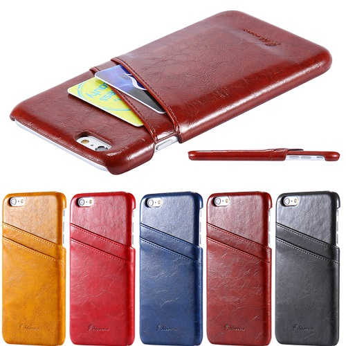 leather case mobile back cover