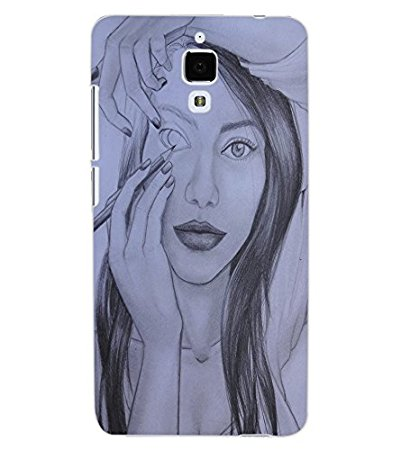 ColourCraft Creative Sketch phone cover