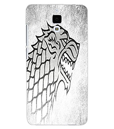 colourcraft lion head mobile cover