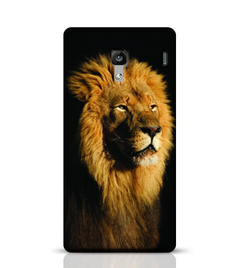african lion mobile case