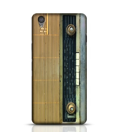 Retro Radio Receiver phone case
