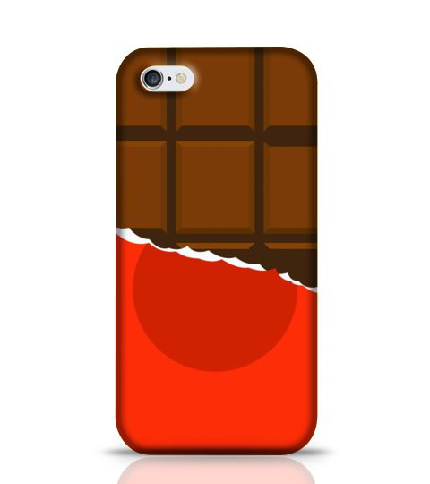 6 Chocolate Phone Case